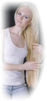Наращивание волос, кератиновые капсулы